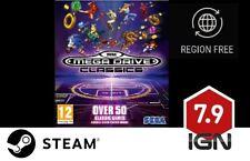 Sega Mega Drive / Genesis Collection [PC] Steam Download Key