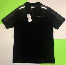 New Genuine Porsche Drivers Selection Mens Racing Collection Polo Shirt Size S