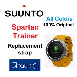 SUUNTO Spartan Trainer STRAP BAND 100% Original ALL COLORS - NEW