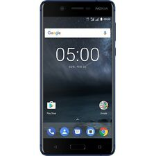 Nokia 5 Blue dual-sim Smartphone Android celular sin contrato lte/4g WiFi WLan