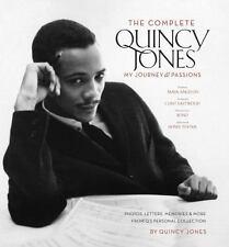 The Complete Quincy Jones: My Journey & Passions: Photos, Letters, Memories &…