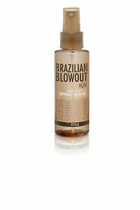 Brazilian Blowout Shine Spray Solution, 4 Ounce - FREE SHIPPING