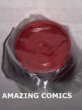 Green Lantern Blackest Night Plastic Ring - RED LANTERN RING - RAGE