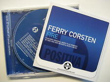 "FERRY CORSTEN ""FIRE"" - MAXI CD"