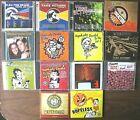 Sub City Hopeless Punk 14 CD Bundle Promos Take Action Devoted 1-5 Cinema Beer