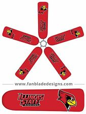 Illinois State University Ceiling Fan Blade Covers