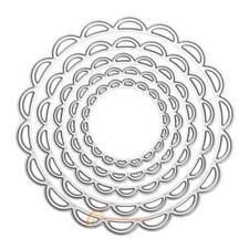 5 Metal Circles Metal Die Cutting Dies in Scrapbooking Cutting Dies R1BO