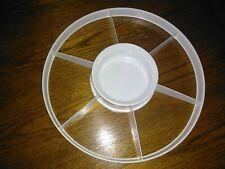 Pampered Chef - Chillzanne Platter - Round Divider Only #2786