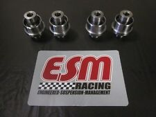 ESM Race Front Upper Control Arm Spherical Bearing Bushing Kit 96-00 Civic EK