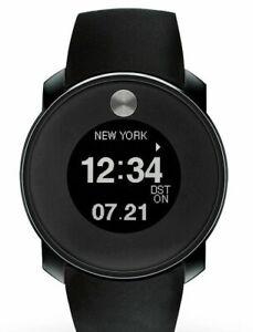 Movado 3600365 Bold Touch 2 Digital Swiss Quartz Black Watch Mens