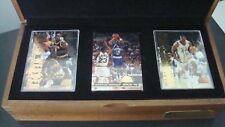 1993 CLASSIC GOLD DRAFT PICKS FACTORY SET CHRIS WEBBER / MASHBURN AUTOGRAPH RARE