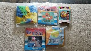 Inflatable Jumbo Beach Ball Lot