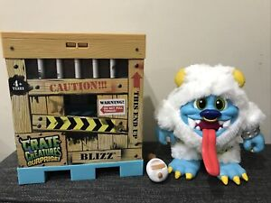 CRATE CREATURES SURPRISE | BLIZZ | MONSTER | YETI | INTERACTIVE SOUNDS | GREAT