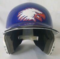 Worth Youth Baseball Batting Helmet Blue Youth  6 3/4 - 7 7/8