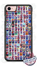 Pepsi Coca-Cola Soft Drink Design Phone Case Cover For iPhone Samsung LG Google