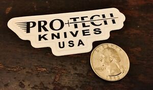 ProTech Knives Co. *** STICKER / Decal ***