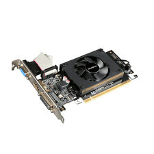 Gigabyte GV-N710D3-2GL NVIDIA GT710 tarjeta de gráficos 2GB DDR3, DVI-D/HDMI/SUB-D
