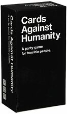 Cards Against Humanity Adult Party Card Game For Horrible People Word Crime MIB