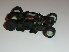 TYCO MAGNUM 440X2 WIDE PAN HO SLOT SPARKER GLOW IN THE DARK RUNNING CHASSIS