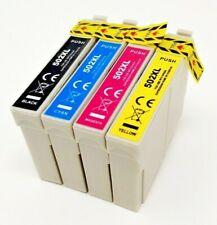 Epson Compatible 502XL 4-Colours Ink Cartridges xp5100/xp5105/wf-2860dwf/2865dwf