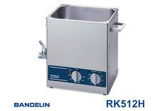 Bandelin SONOREX SUPER RK 512 H mit Heizung, Ultraschallreiniger 13,0 Liter