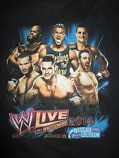 2014 Wrestle Mania MARK HENRY DOLPH ZIGGLER SHAEMUS RANDY ORTON (LG) T-Shirt