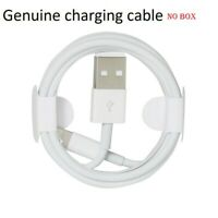 Apple iPhone 11 Pro XR 6 6s 7 8 SE iPod 1m Lightning To USB Charging Cable Lead