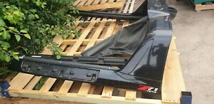 Holden colorado 2016 on genuine sports bar sail wing roll bar tonneau cover