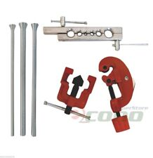 New 6pc Flaring And Bending Tubes Tool  Kit Tubing Cutter