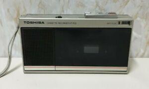 Toshiba KT-P22 Cassette Recorder
