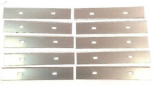 """Scraper 4"""" Replacement Blades 10pcs Blade For Glass Window Wall Floor Clean"""