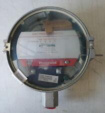 New Honeywell Gas/Air Pressure Switch # C437E 1020, 1 to 10 psig Range