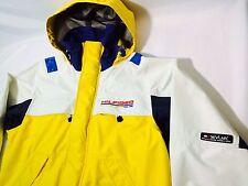 VTG Tommy Hilfiger Sailing Gear US 88 Majo Tech Kevlar Full Zip Jacket VERY NICE