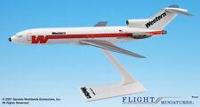 Flight Miniatures Western Airlines Boeing 727-200 1:200 Scale Reg#N280Iw