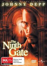 The Ninth Gate (DVD, 2001)