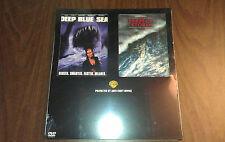Deep Blue Sea & The Perfect Storm DVD Movies 2 Movie Set NEW