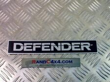 BTR1045 Land Rover Defender Grill Decal Badge
