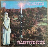 Colloseum  - Valentyne Suite - Vertigo VO1 -1969 1st Press LP G/f Sleeve Nm/Ex