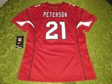 Authentic Nike Patrick Peterson Arizona Cardinals Jersey Womens Medium