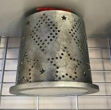 NEW IN BOX Pottery Barn KIDS Junk Gypsy Minnow Bucket Flushmount Ceiling Light
