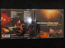 CD THE MELVIN SPARKS BAND / WHAT YOU HEAR IS WHAT YOU GET /