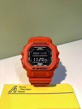 Casio G-Shock GX-56 Orange Rescue Solar Powered