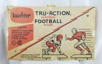 Working Vintage Tudor Tru-Action Electric Football Board Game - Great Condition!