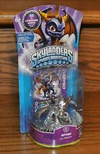 Skylanders Spyros Adventure E3 Chrome Spyro Silver Variant Rare NEW Sealed