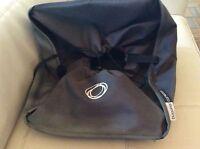 Bugaboo Baby Stroller Under Seat Storage Bag Basket frog cameleon dark Gray Grey
