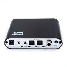 Por ejemplo, _ digital 5.1 Ch Audio Converter HD Rush Equipo De Audio decodificador de sonido envolvente SWE