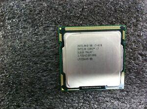 Intel Core i7-870 2.93GHz Quad-Core CPU Processor SLBJG LGA1156 - C1083