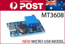 Micro USB MT3608 2A DC-DC boost step up converter power supply 2-24V