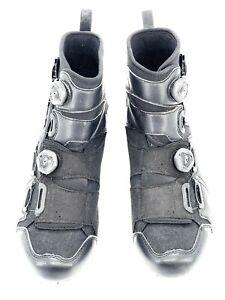 Lake CX145 Road Winter Shoes 45  Black