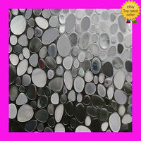 frosted etched glass Window Film static paper decorative vinyls privacy cling